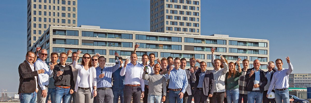 Pontsteiger wint internationale open BIM Award 2018